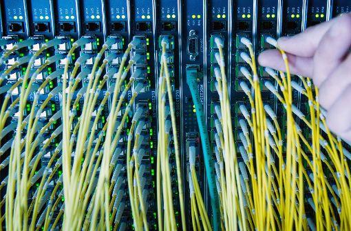IHK-Umfrage: Unternehmen unzufrieden mit Breitbandversorgung