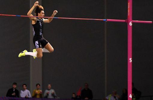 Nicht zu fassen! Armand Duplantis erneut mit Weltrekord
