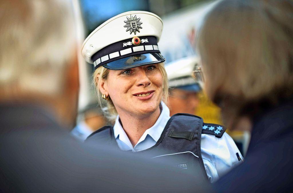 Die Landesregierung will die Polizisten im Land entlasten. Foto: Lichtgut/Piechowski