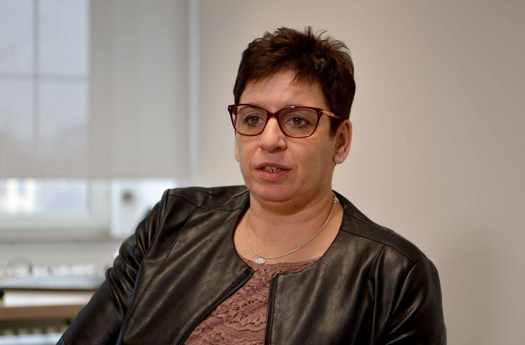 Claudia Martin kritisiert, dass die AfD viele ihrer Positionen aufgegeben habe. Foto: dpa
