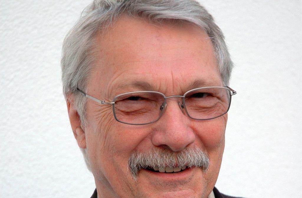 Henning Venske hält nichts von Relativierungen. Foto: Frank Koschembar