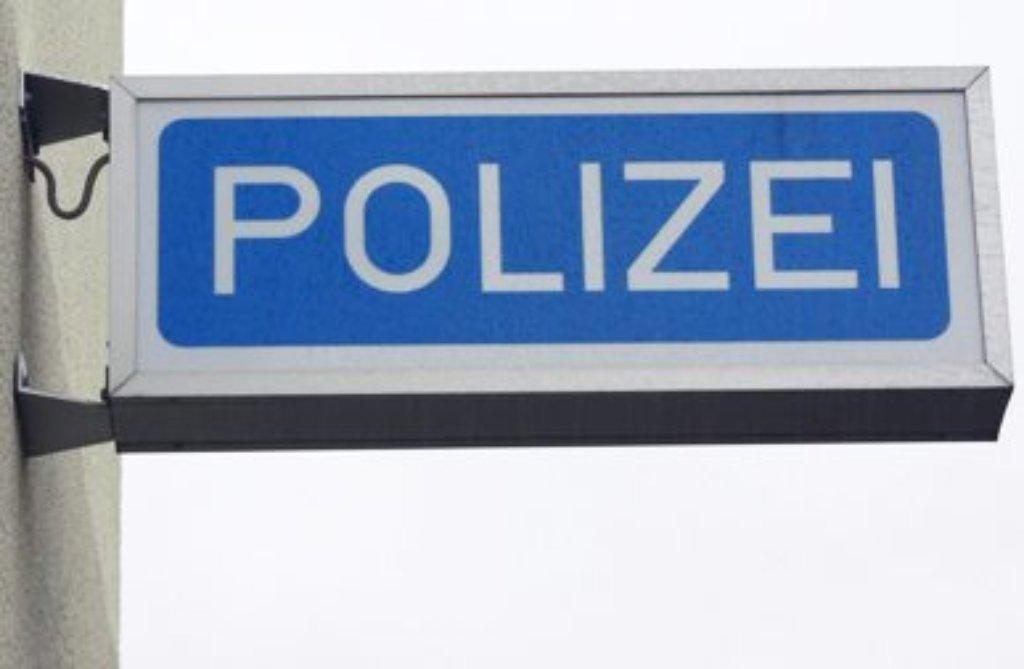 Ein Jugendlicher soll in Renningen einen versuchten Raub auf ein Schnellrestaurant begangen haben. Foto: SIR/Symbolbild