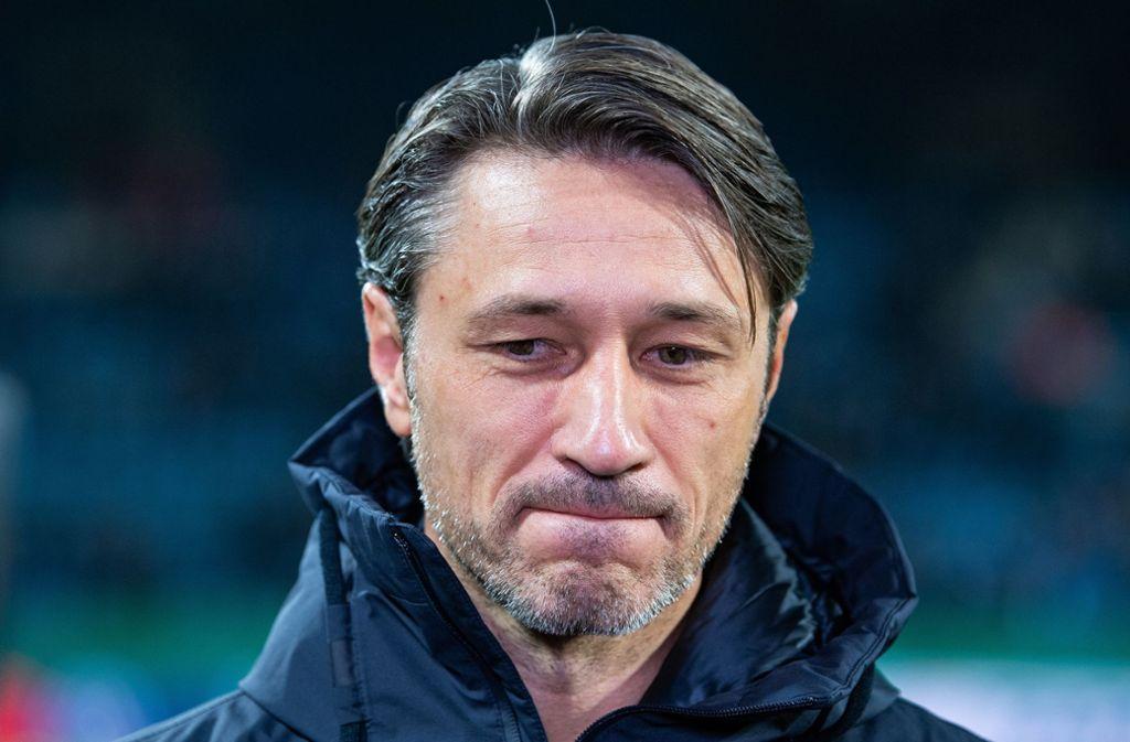 Niko Kovac ist nicht mehr Trainer des FC Bayern München. Foto: dpa/Guido Kirchner