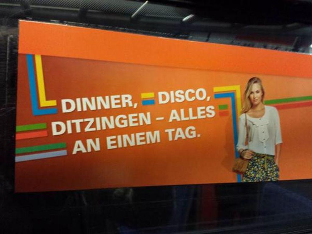 Die VVS-Werbung für das Tagesticket wird auf Twitter verulkt. Der VVS nimmt es mit Humor. Foto: Philipp Maisel