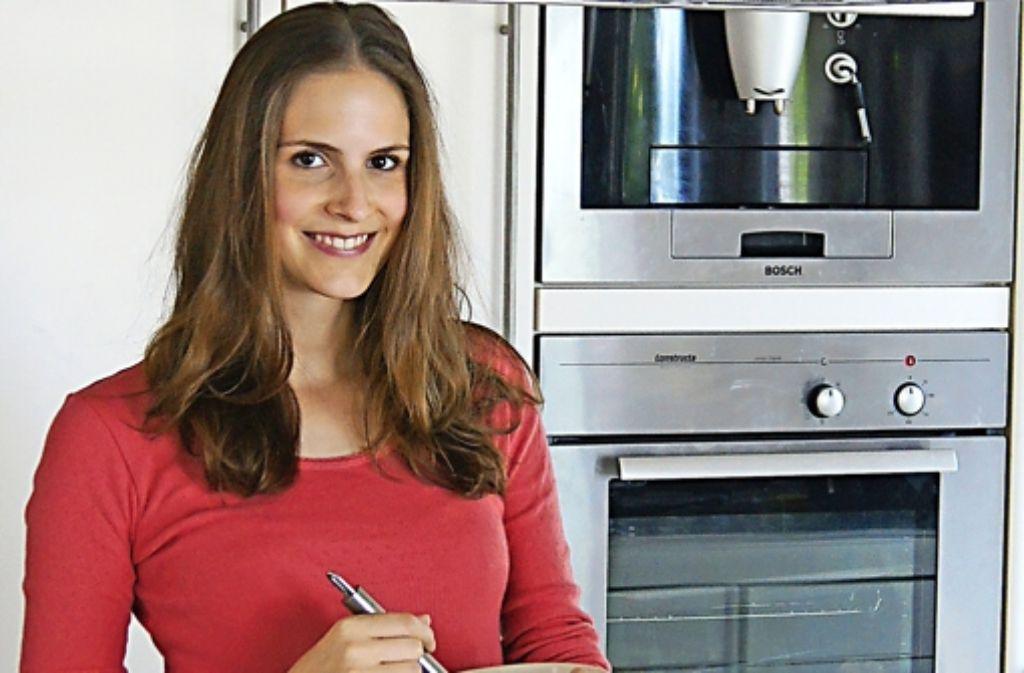 Stina Spiegelberg heißt die vegane Bäckerin aus Heimsheim. Foto: privat