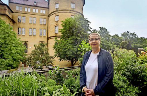 Unkonventionelle Ideen reizen  die Museumsdirektorin besonders