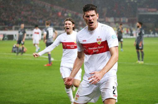 VfB dreht das Spiel dank Mario Gomez