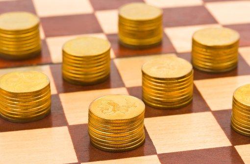 Anleger sollten kühlen Kopf bewahren