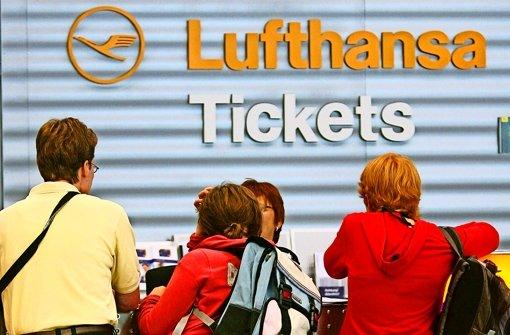 Lufthansa-Tarife schielen auf Billigflieger