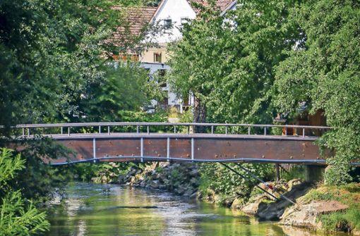 Neue Brücke kostet halbe Million
