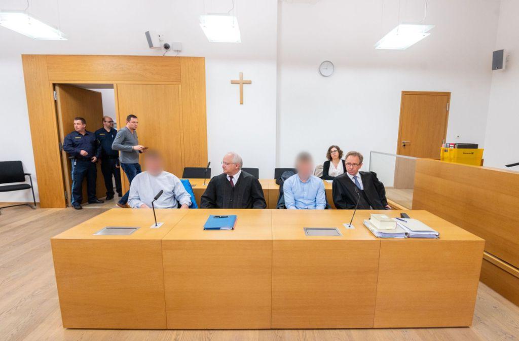 Das Urteil gegen die beiden Raser ist gefallen. Foto: dpa/Armin Weigel