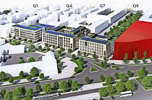 Die Volksbank investiert 70 Millionen Euro