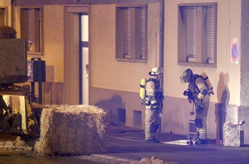 """Anschlag auf Flüchtlingsheim ist """"unfassbar"""""""