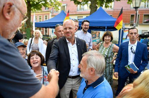 Kalbitz kämpft vor Gericht gegen Rauswurf