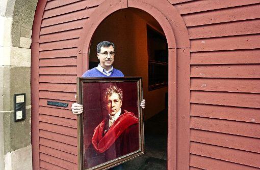 Ein großzügiges Haus für den Pfarrer
