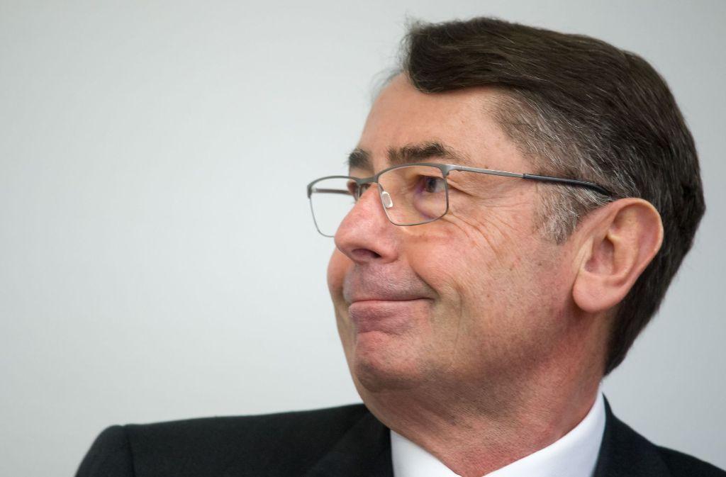 Ex-HRE-Chef Georg Funke wird nicht für die Pleite verantwortlich gemacht. Foto: dpa