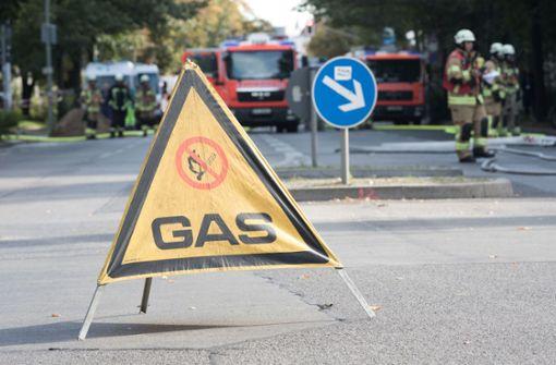 Gasleck: Bewohner müssen evakuiert werden