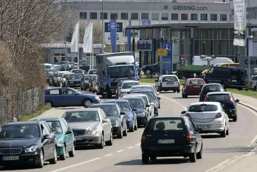 Wie viel Feinstaub war am Donnerstag im Stadtbezirk Feuerbach in der Luft?
