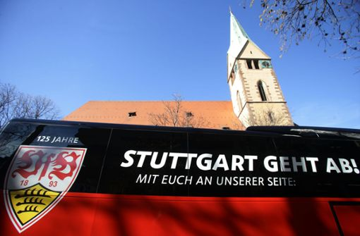 Stuttgart geht nicht mehr ab