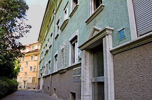Der Gebäudekomplex Beethovenstraße 60-70 soll abgerissen werden. Foto: Torsten Ströbele