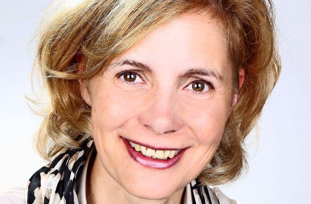 Gabriele Nießen will sich am Mittwoch zur neuen Bürgermeisterin in Ludwigsburg wählen lassen. Foto: privat