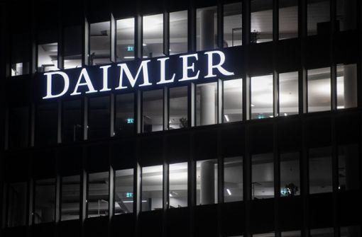 Stuttgarter Autobauer verhandelt mit Banken über neue Milliardenkreditlinie