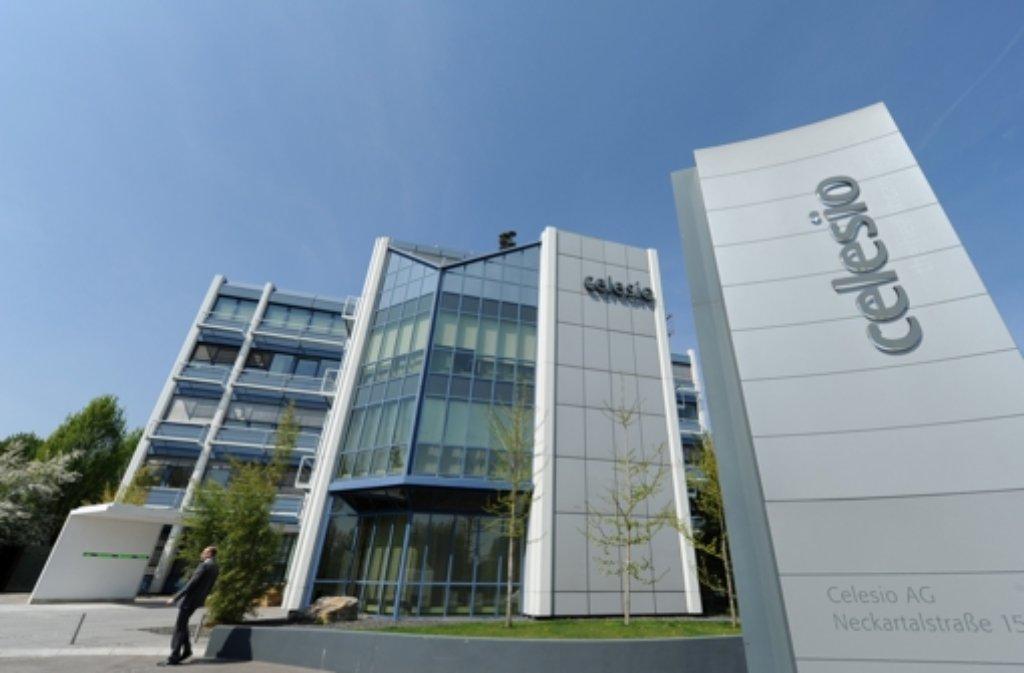 Der Stuttgarter Pharmakonzern Celesio. Foto: dpa