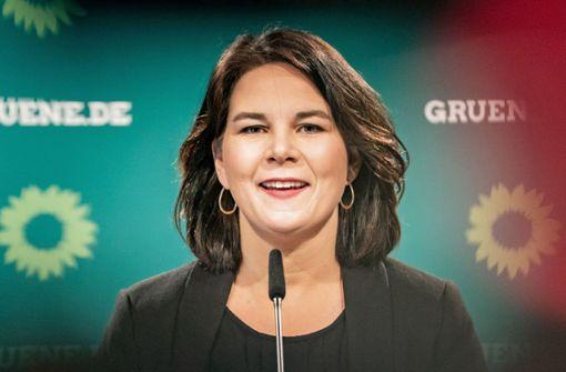 Die Grünen wollen Kanzlerin werden