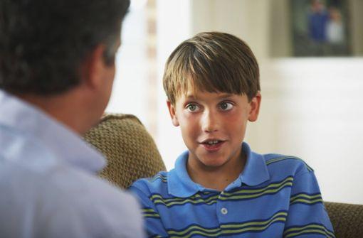 Wie wir mit unseren Kindern darüber sprechen sollten