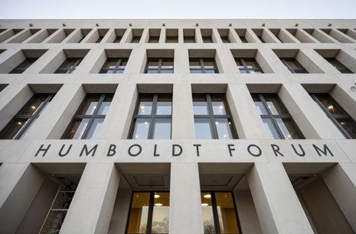 Humboldt Forum öffnet Mitte Juli