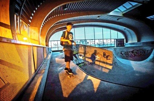 Skater sind verärgert über frühe Schließung