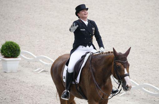 Isabell Werth  – die Dressur-Königin  wird 50