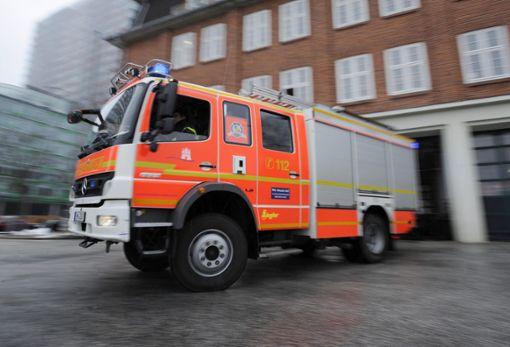 Technischer Defekt an Wäschetrockner löst Kellerbrand aus