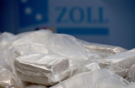 Zoll stellt mehr als halbe Tonne Heroin sicher