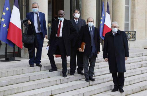 Einigung über Grundsatz-Charta für den Islam in Frankreich