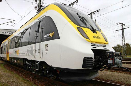 Lieferprobleme bei Zügen könnte Pendler treffen
