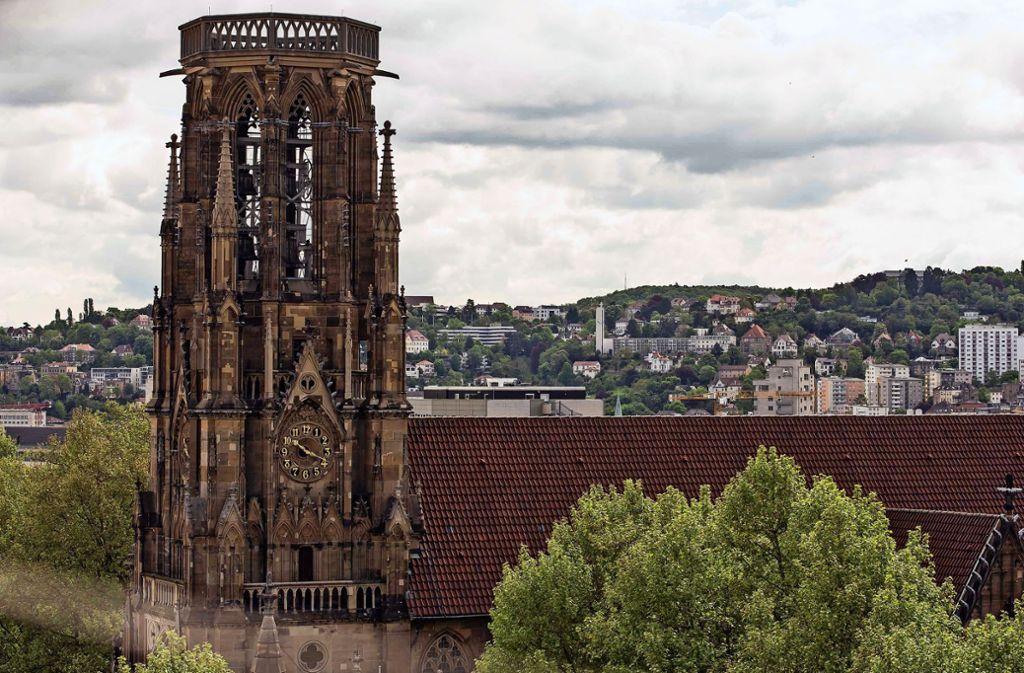 Die Johanneskirche gehört ebenfalls zum neuen Gemeindeverbund. Foto: Lichtgut/Max Kovalenko