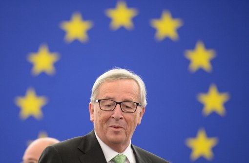 Juncker wagt den Befreiungsschlag