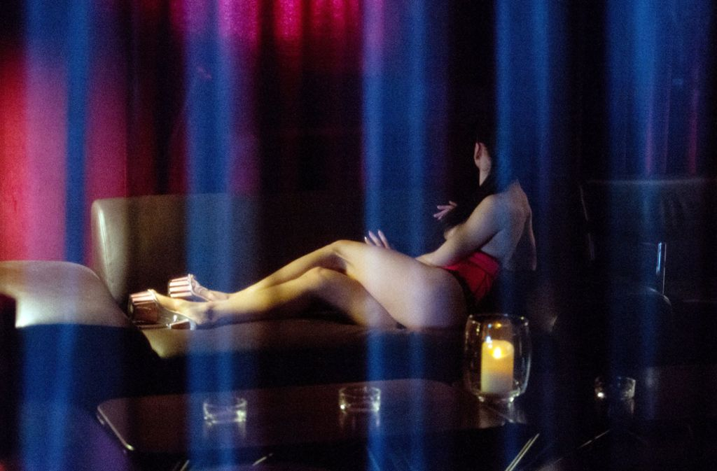 Prostituierte leiden unter der Corona-Krise. (Symbolbild) Foto: dpa/Marijan Murat