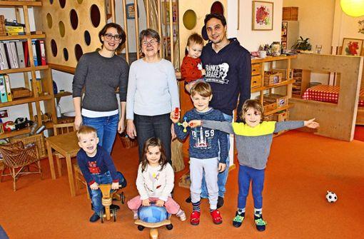 Alle Eltern-Kind-Initiativen informieren über sich