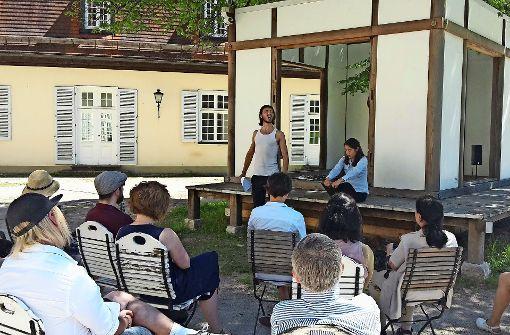 Syrer schreibt Theaterstück über japanischen Tempel