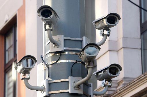 Streit über mehr Videoüberwachung