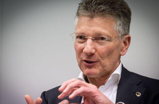Conti-Chef: Saubere Dieselautos werden teurer