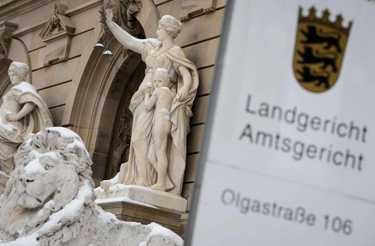 Das Urteil am Landgericht Ulm wurde öffentlich verkündet. (Archivbild) Foto: dpa/Sina Schuldt
