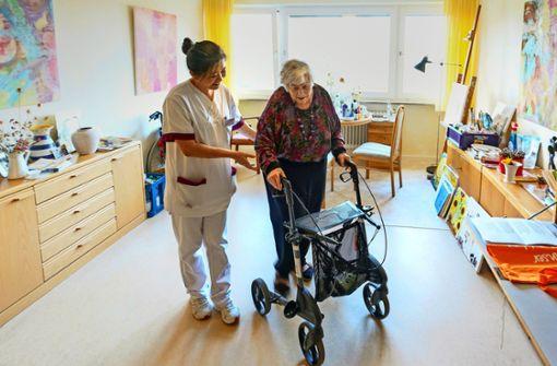 Werden asiatische Pflegekräfte diskriminiert?