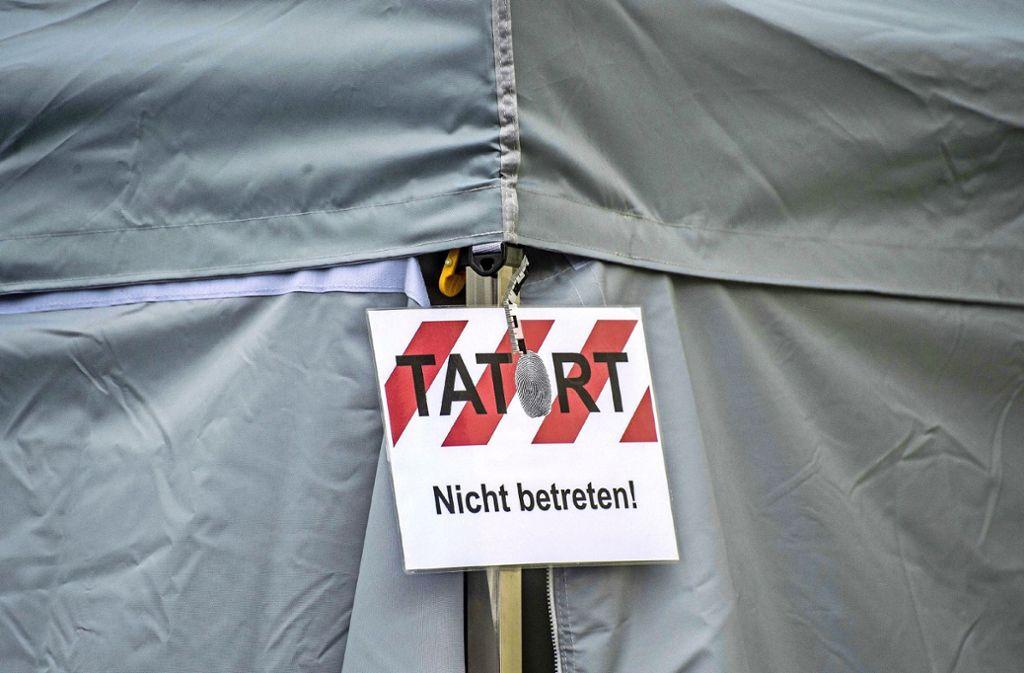 Die Bluttat hatte im vergangenen September Entsetzen und Bestürzung über Neuhausen hinaus ausgelöst. Foto: SDMG
