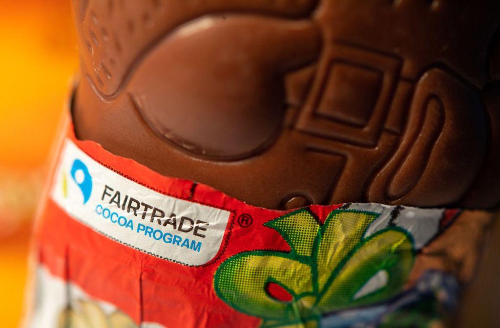 Schokolade und ihre Produktion ist ein großes Thema der Fairtrade-Schulen. Foto: dpa