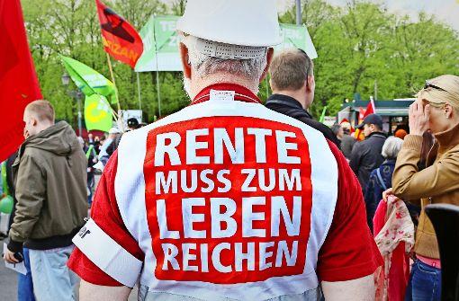 Österreichs Rentner hängen die Nachbarn ab