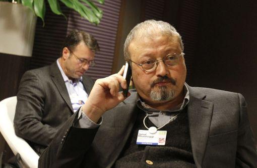 Khashoggis Leiche vielleicht in Koffern außer Landes gebracht