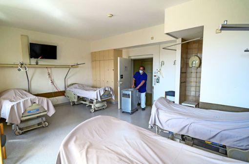 Auffangstation soll Pflegeheime entlasten